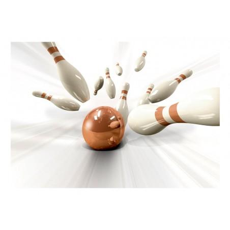 Fotomurale - Bowling - Quadri e decorazioni