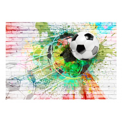 Fotomurale - Colourful Sport - Quadri e decorazioni