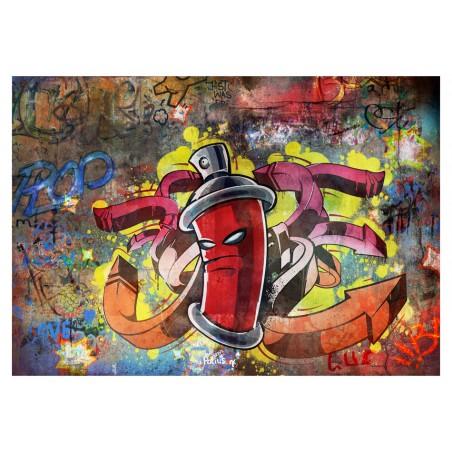 Fotomurale - Graffiti monster - Quadri e decorazioni