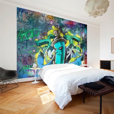 Fotomurale - Graffiti maker - Quadri e decorazioni