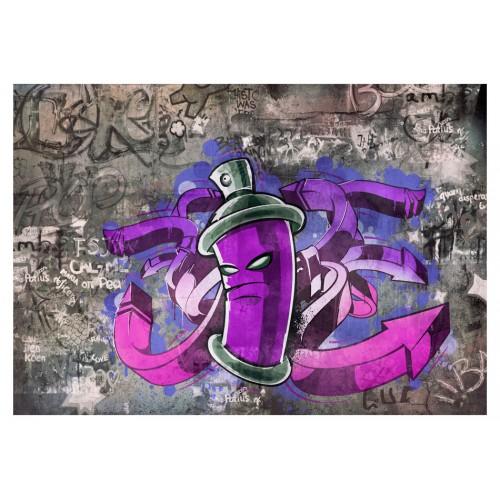 Fotomurale - Graffiti spray can - Quadri e decorazioni