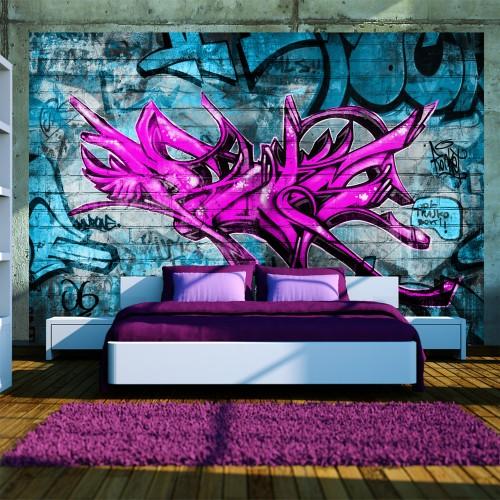 Fotomurale - Anonymous graffiti - Quadri e decorazioni