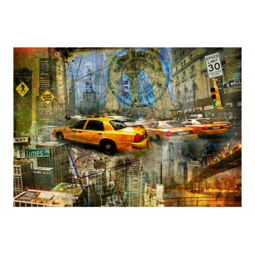 Fotomurale - New York infinita - Quadri e decorazioni