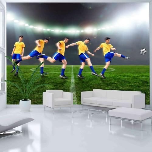Fotomurale - Grande calciatore - Quadri e decorazioni