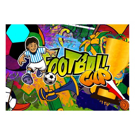 Fotomurale - Football Cup - Quadri e decorazioni