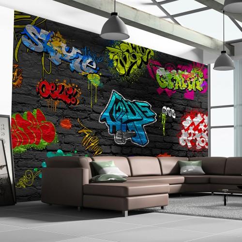 Fotomurale - Graffiti wall - Quadri e decorazioni