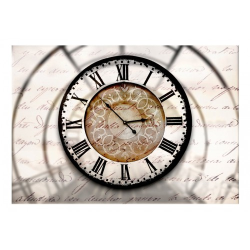 Fotomurale - Movimento dell'orologio - Quadri e decorazioni