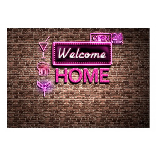 Fotomurale - Welcome home - Quadri e decorazioni