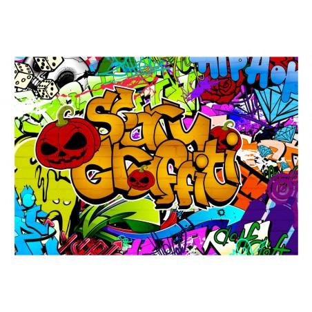 Fotomurale - Scary graffiti - Quadri e decorazioni