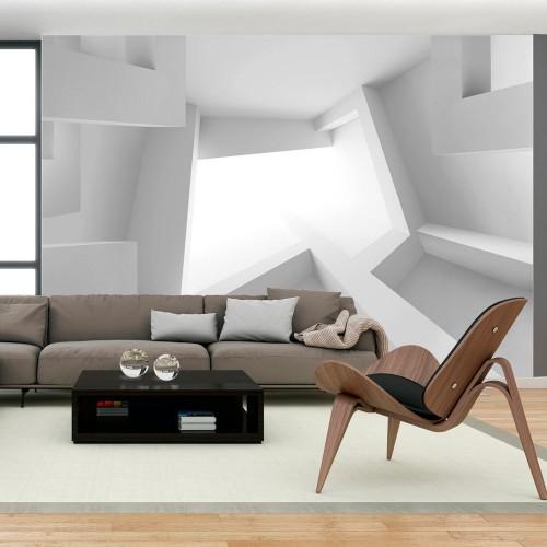 Fotomurale - White room - Quadri e decorazioni