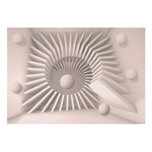 Fotomurale - Sand chamber - Quadri e decorazioni