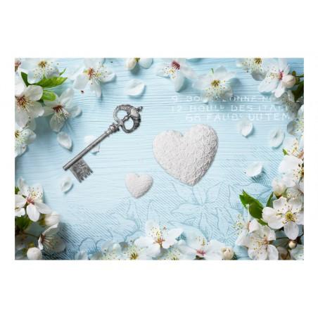Fotomurale - Spring key - Quadri e decorazioni