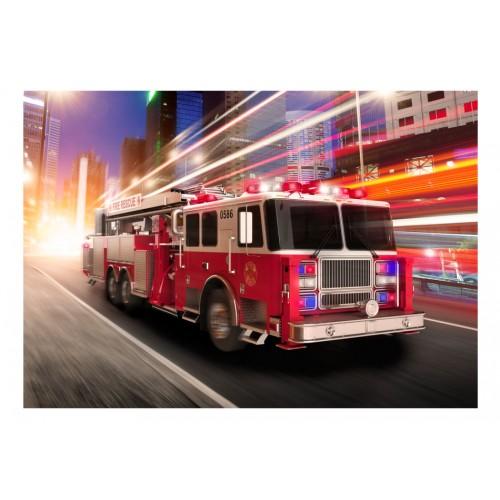 Fotomurale - Fire truck - Quadri e decorazioni