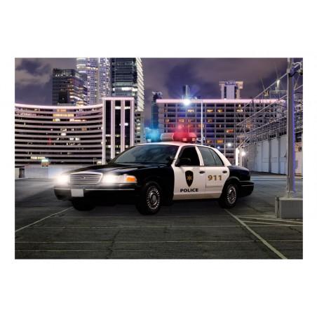 Fotomurale - Police car - Quadri e decorazioni