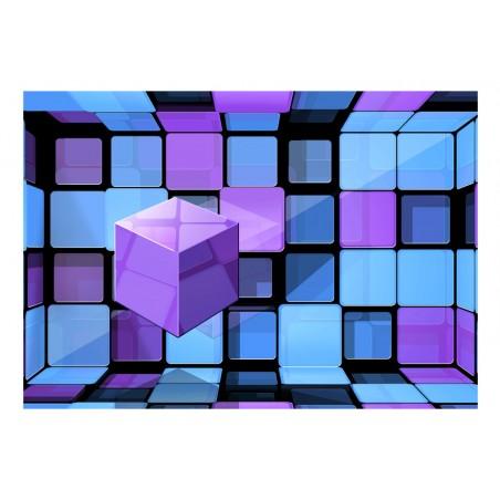 Fotomurale - Rubik's cube: variation - Quadri e decorazioni