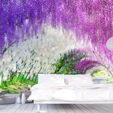Fotomurale - Enchanted garden - Quadri e decorazioni