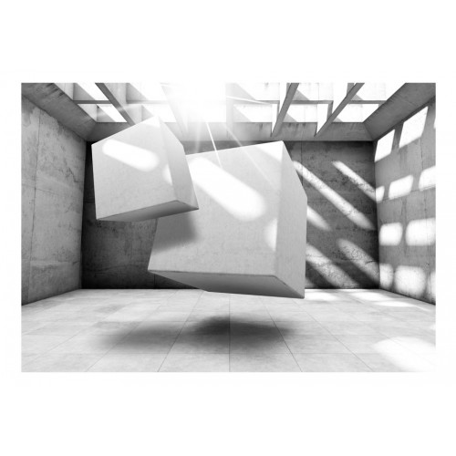 Fotomurale - Dancing Squares - Quadri e decorazioni