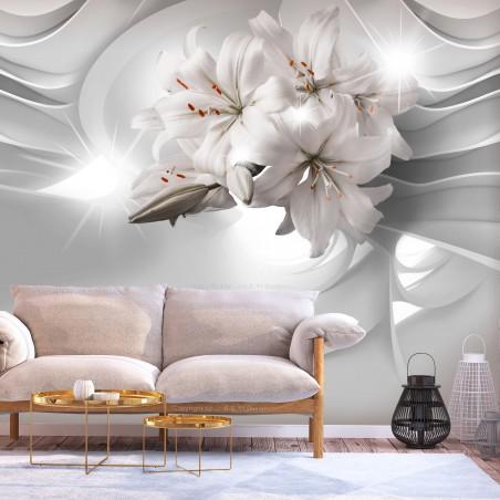 Fotomurale - Lilies in the Tunnel - Quadri e decorazioni