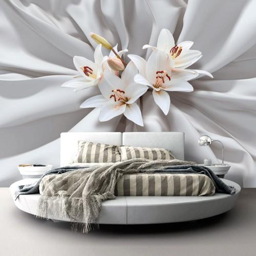 Fotomurale - Sensual Lilies - Quadri e decorazioni