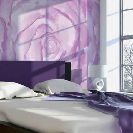 Fotomurale - rosa (rosa) - Quadri e decorazioni