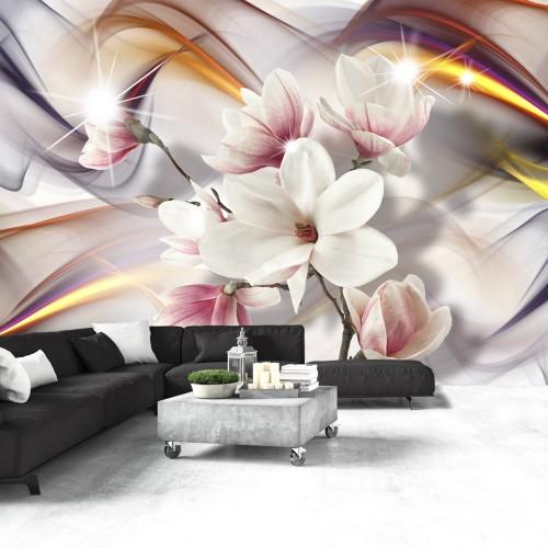 Fotomurale - Artistic Magnolias - Quadri e decorazioni