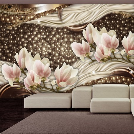 Fotomurale - Pearls and Magnolias - Quadri e decorazioni