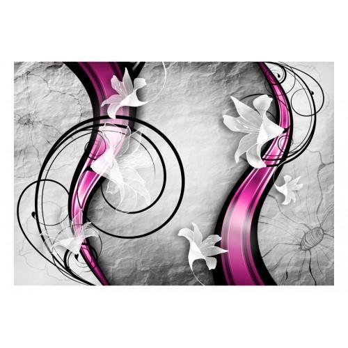 Fotomurale - Danza con gigli - Quadri e decorazioni