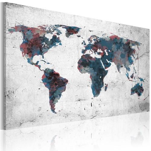Quadro - Continenti ignoti - Quadri e decorazioni