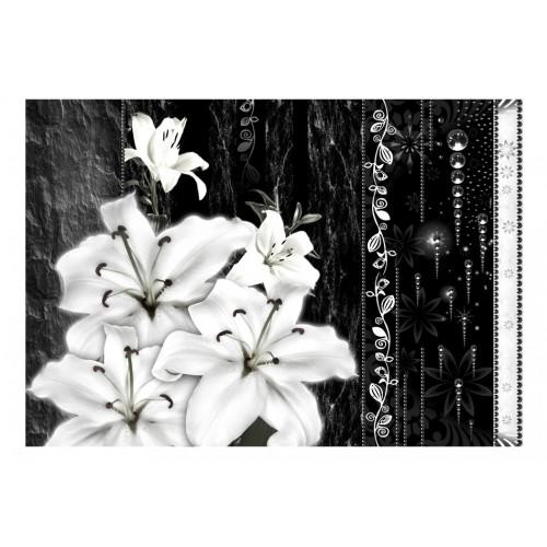 Fotomurale - Gigli piangenti - Quadri e decorazioni