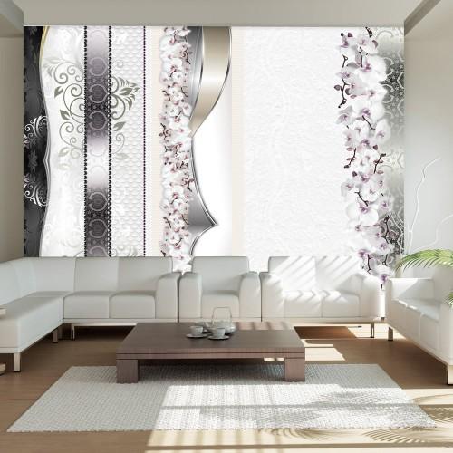 Fotomurale - Parata di orchidee - Quadri e decorazioni