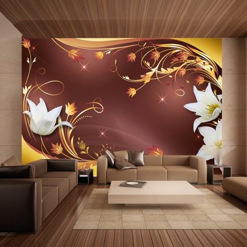 Fotomurale - Autunno composizione - Quadri e decorazioni