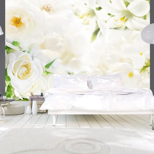 Fotomurale - White sigh - Quadri e decorazioni