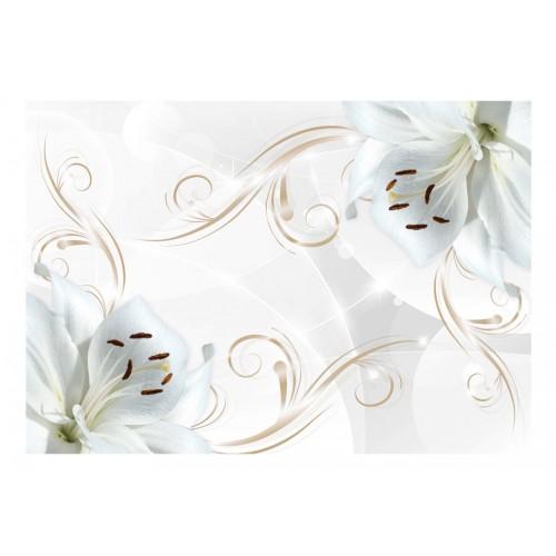 Fotomurale - White dancers - Quadri e decorazioni