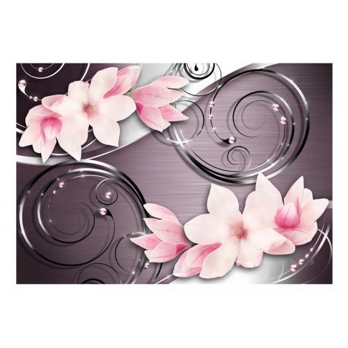 Fotomurale - Pink phantasmagoria - Quadri e decorazioni