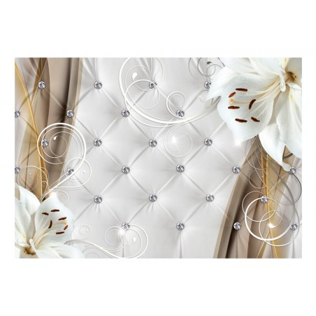 Fotomurale - Morning Lilies - Quadri e decorazioni