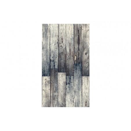 Fotomurale - Vecchio pavimento di legno: Gradient - Quadri e decorazioni