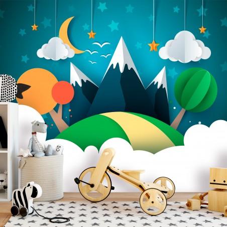 Fotomurale - Little Traveller - Quadri e decorazioni