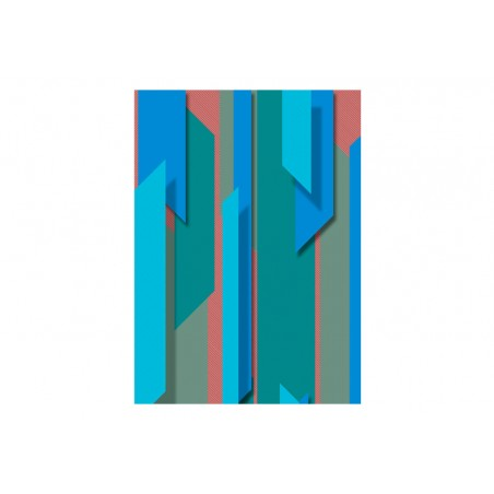 Fotomurale - Laguna blu - Quadri e decorazioni