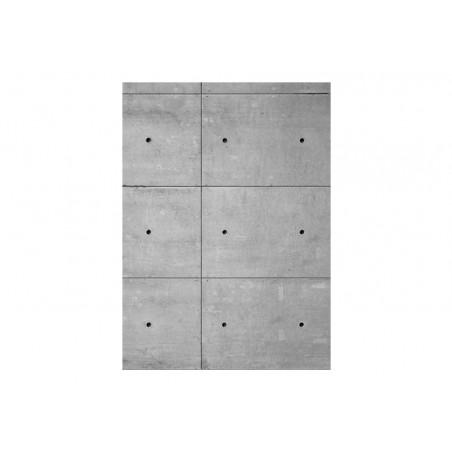 Fotomurale - Grigio domino - Quadri e decorazioni