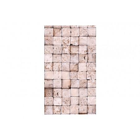 Fotomurale - Sfondo di pietra: mosaico - Quadri e decorazioni