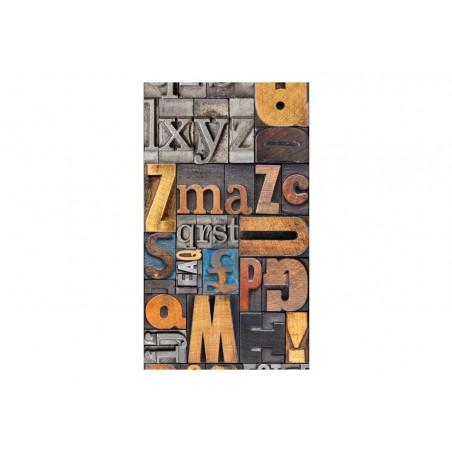 Fotomurale - Verbal puzzle - Quadri e decorazioni