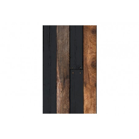 Fotomurale - Duetto di legno - Quadri e decorazioni