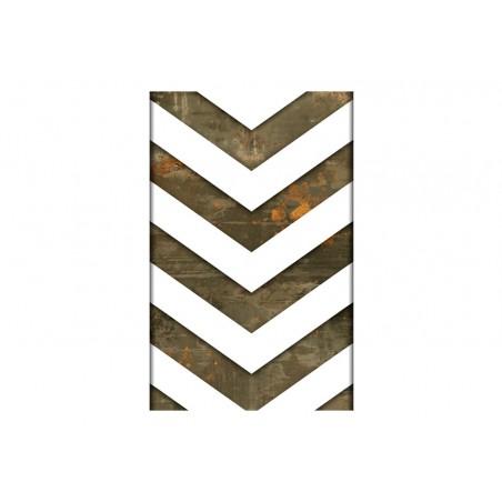 Fotomurale - Chocolate waves - Quadri e decorazioni