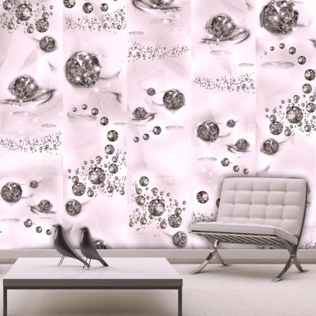 Fotomurale - Pink Jewels - Quadri e decorazioni