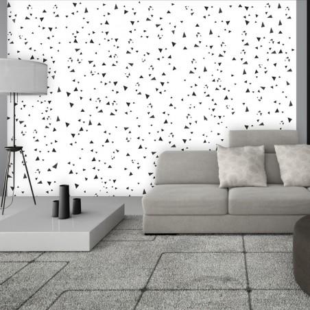 Fotomurale - Rain of Triangles - Quadri e decorazioni