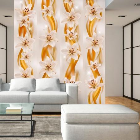 Fotomurale - Flower Plaits - Quadri e decorazioni