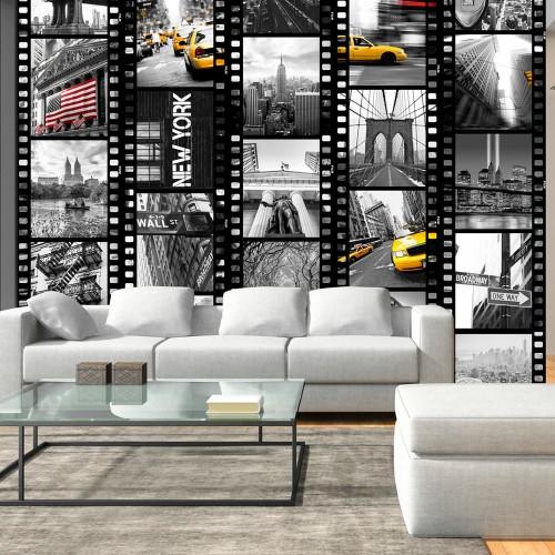 Fotomurale - NY - Diversity (collage) - Quadri e decorazioni