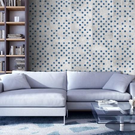 Fotomurale - Dots on Concrete - Quadri e decorazioni