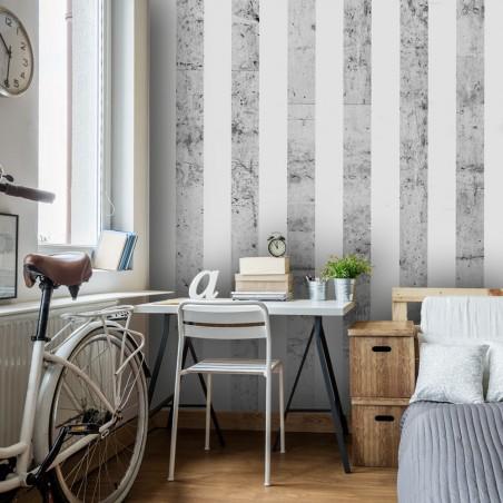 Fotomurale - Stile grigio - Quadri e decorazioni
