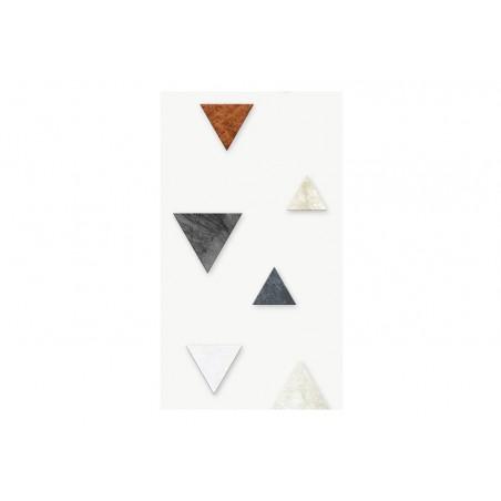 Fotomurale - Triangular Harmony - Quadri e decorazioni